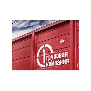 Ќовосибирский филиал ѕ√ наращивает перевозку продукции ЌЋћ