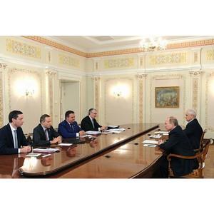 Ростовский пилотный проект отмечен в Кремле