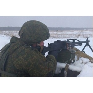 Команда «Молодежки ОНФ» в Санкт-Петербурге присоединилась к акции «В армию на денек»