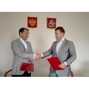 Корпорация развития МО подписала соглашение с крупнейшей инжиниринговой компанией Германии