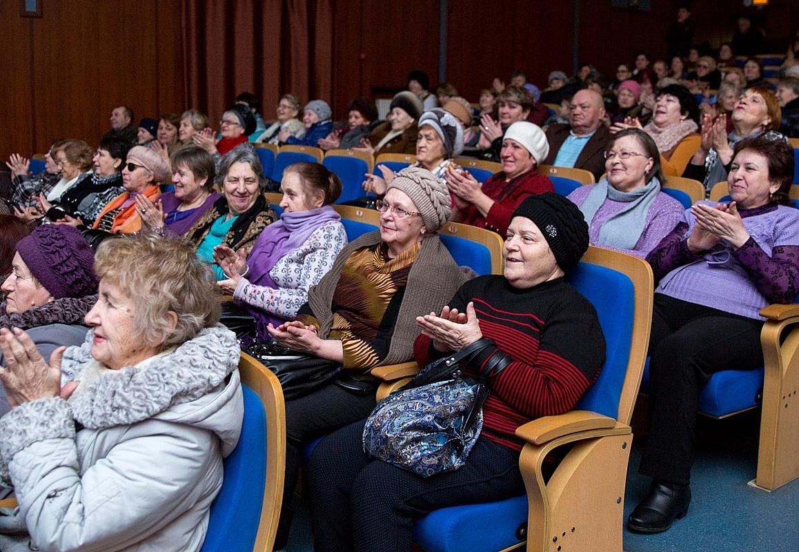 СГОК организовал мероприятия для бывших работников комбината