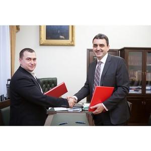 Кемеровский «Азот» и Томский государственный университет подписали договор о сотрудничестве