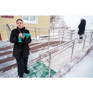 ОНФ в Ненецком округе повторно проверил доступность социальных объектов Нарьян-Мара для инвалидов