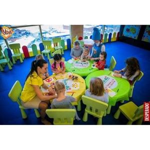 Детский клуб «Ура» приглашает любознательных гостей на занятия в ТРЦ «Аура»