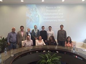 Эксперты КФУ и ведущих мировых университетов обсудили проблемы глобальной политики