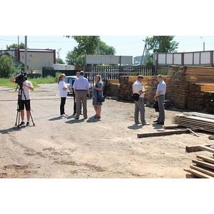 Активисты ОНФ в Приамурье приступили к проверке организаций, реализующих пиломатериалы в регионе