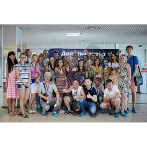 Около ста человек стало гостями завода «Балтика-Новосибирск» в рамках акции «Открытые пивоварни»