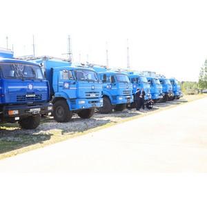 ФСК ЕЭС обновила парк спецтехники в Центральной России 80 новыми транспортными средствами