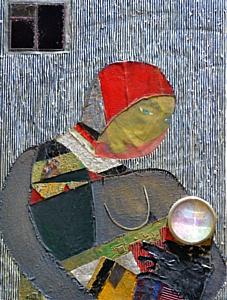 """Выставка Сергея Сергеева """"Пересечение линий"""". Постмодернизм"""