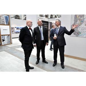 Ростовская область приняла участие в Международном фестивале «Зодчество 2017» в г. Москве