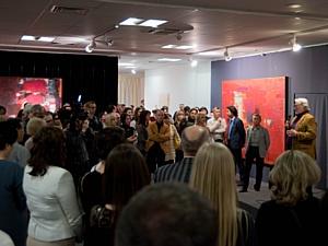 В Музейно-выставочном центре «Музей истории Киева» состоялась презентация проекта «Kyїv art school»