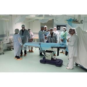 Активисты ОНФ проконтролировали устранение строительных недоработок в детской больнице Приамурья