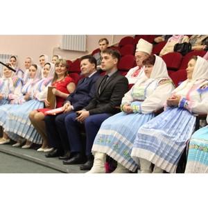 Праздник Горномарийской культуры впервые проведен в Чувашии