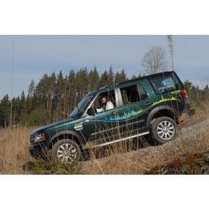 Новые приключения Артекс Travel: Автопробег через всю Финляндию на Land Rover