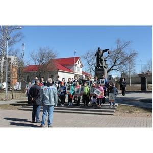 Активисты ОНФ в Санкт-Петербурге провели «уроки памяти» для школьников