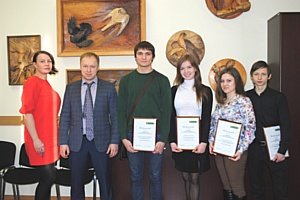 Пермский филиал Россельхозбанка вручил студентам именные стипендии