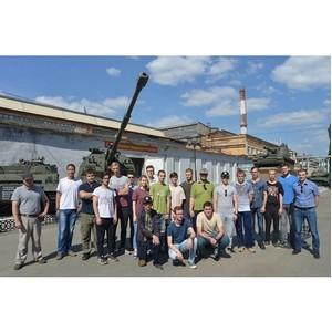 Будущие специалисты побывали  на АО «Уралтрансмаш»