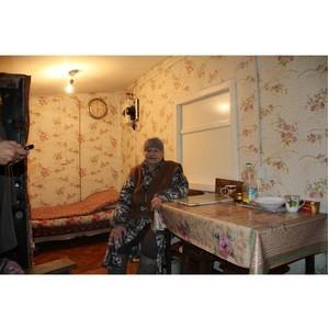 Активисты ОНФ в Югре добились выделения жилья для одинокой пенсионерки из Сургута