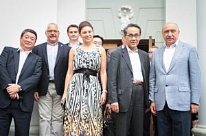 КФУ делится опытом развития совместных проектов с Японией