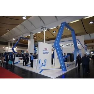 Konica Minolta представила на Hannover Messe 2018 решения для организации цифрового производства