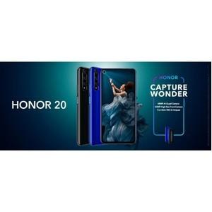 Лонгрид от Honor: как снимает камера Honor 20