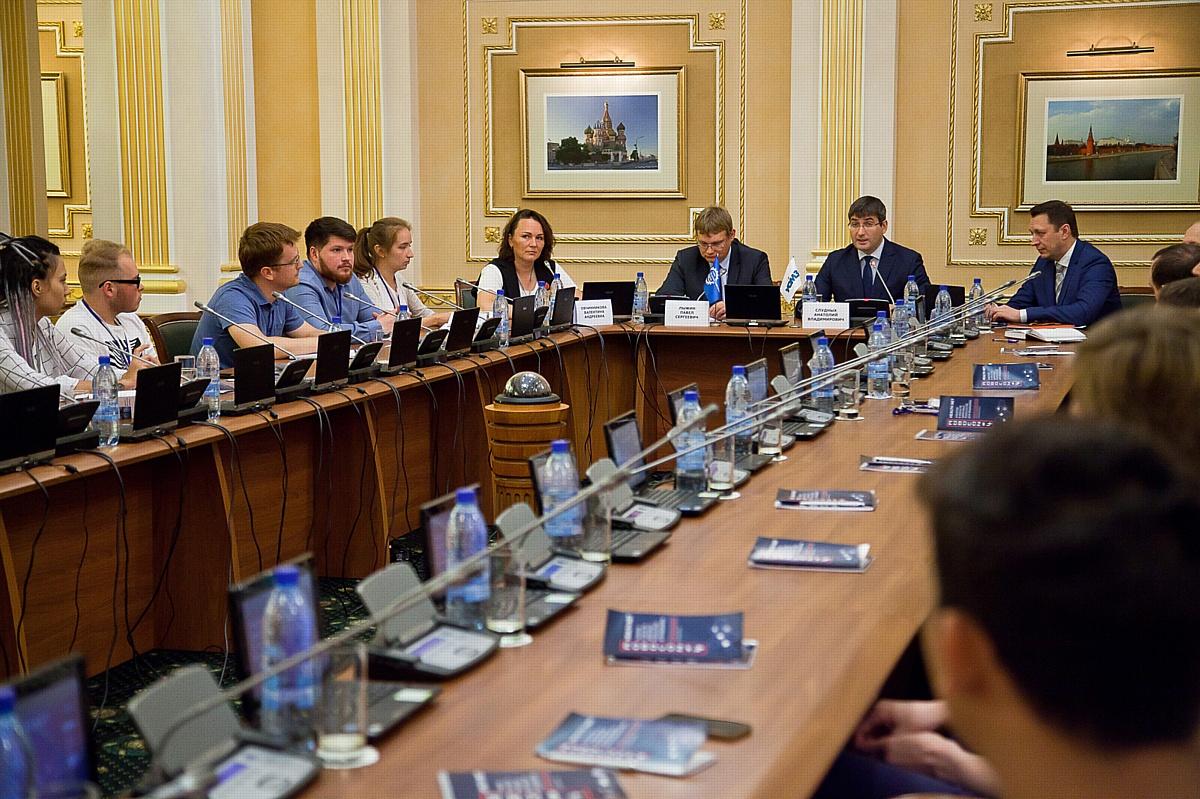 По инициативе Свердловского РО СоюзМаш России проводится технический хакатон