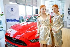 В автосалоне «ВиДи-Край Моторз» состоялся Ford Performance