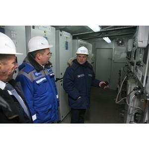 Генеральный директор МРСК Центра Игорь Маковский посетил с рабочим визитом удмуртский филиал
