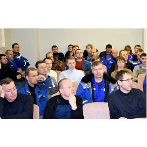 В производственных подразделениях Костромаэнерго прошел День охраны труда