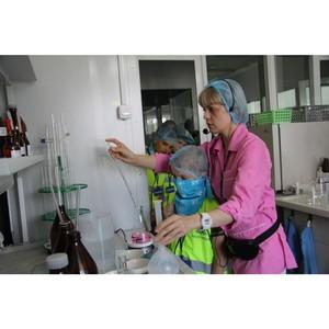 Юным нижегородским экологам рассказали об этапах обработки питьевой воды на заводе в Марий Эл