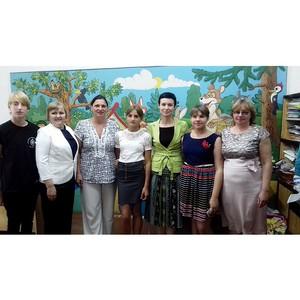 В Тарасовском районе раскрывают детские таланты