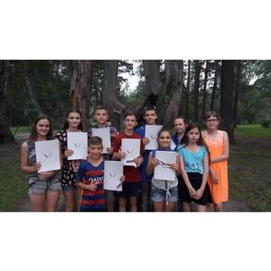 Томские активисты ОНФ провели выборы детского Президента в лагере «Здоровье»