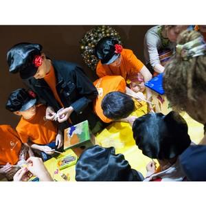 Звезды, будущие педиатры и дети совершат историческое путешествие