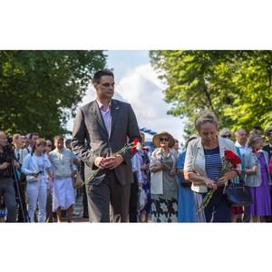 Активисты ОНФ в Петербурге приняли участие в праздновании Дня Военно-морского флота
