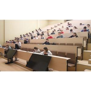 В университете школьники рассчитали выдержку снимка звездного неба