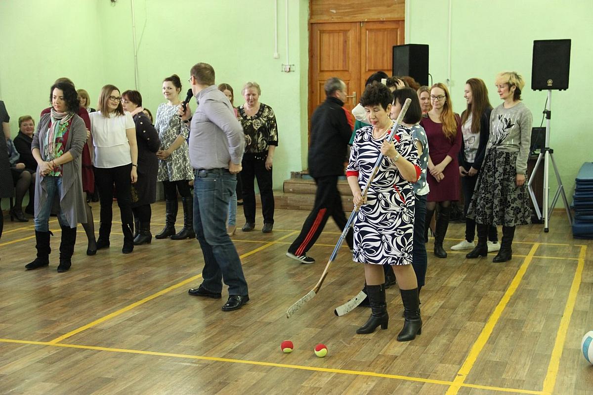 В Дзержинском филиале РАНХиГС состоялось спортивно-оздоровительное мероприятие