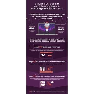 3 пути к успешным онлайн-продажам в предновогодний сезон – 2016