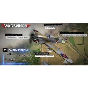 В многопользовательской онлайн игре War Wings появился новый военный самолет