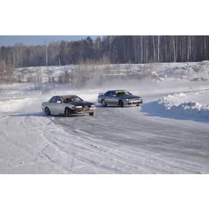 Ice Drive: Невероятный праздник автолюбителей! Любительские соревнования Nissan на льду.