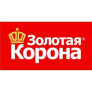 ЗАО Сберкред Банк – новый партнер сервиса «Золотая Корона – Денежные переводы»