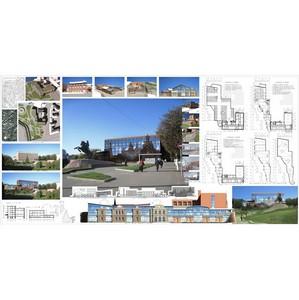 «М5 Молл»: молодые архитекторы Рязани покажут, как будут выглядеть города будущего