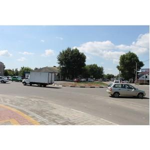 Активисты ОНФ добились решения проблемы перекрестка в Новой Усмани