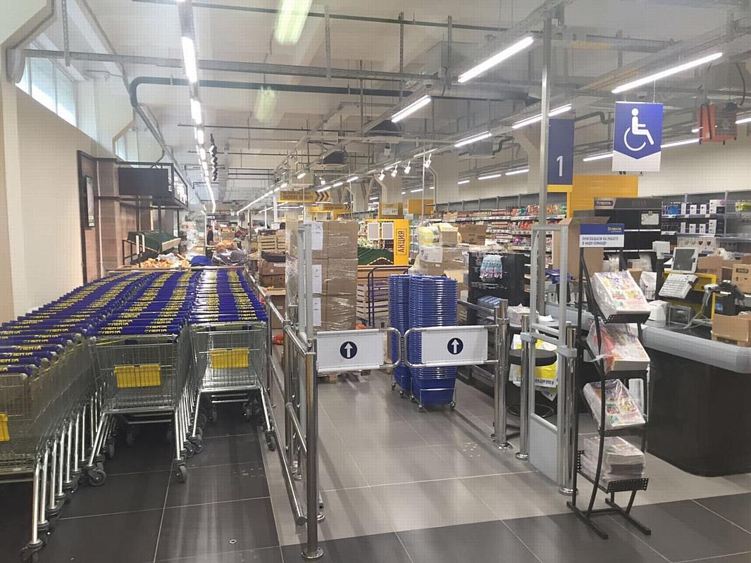 """""""Лента"""" приросла новым супермаркетом в Санкт-Петербурге"""