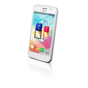 Смартфон LG Optimus L4 Dual появляется в России