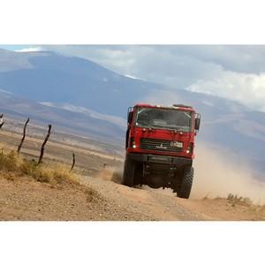 Возвращение «МАЗ-Спортавто» из Аргентины