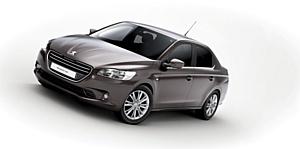 Новый Peugeot 301 уже в салоне «Независимость Peugeot»!