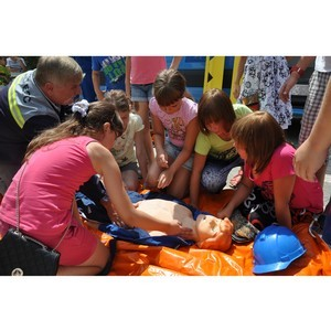 В летних лагерях проходит акция по профилактике детского электротравматизма «Безопасная энергетика»
