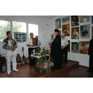 Юбилейный 50-й художественный пленэр в Доме творчества Castello di Boca