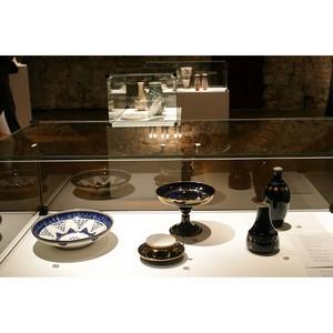 С издания каталога французского фарфора началось сотрудничество Rietumu с латвийскими музеями