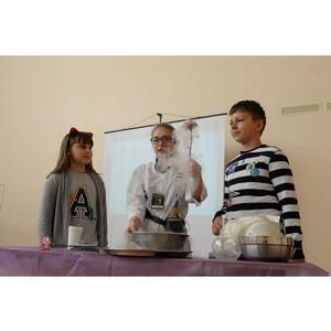 Школьники п. Новосинеглазово приняли участие в образовательных проектах